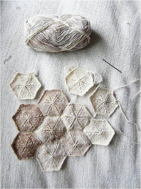 small crochet/ big project