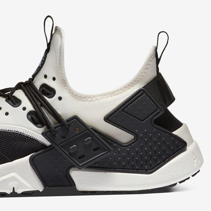 pretty nice 9d390 533db Nike Air Huarache Drift (White Black) - Sneaker Freaker