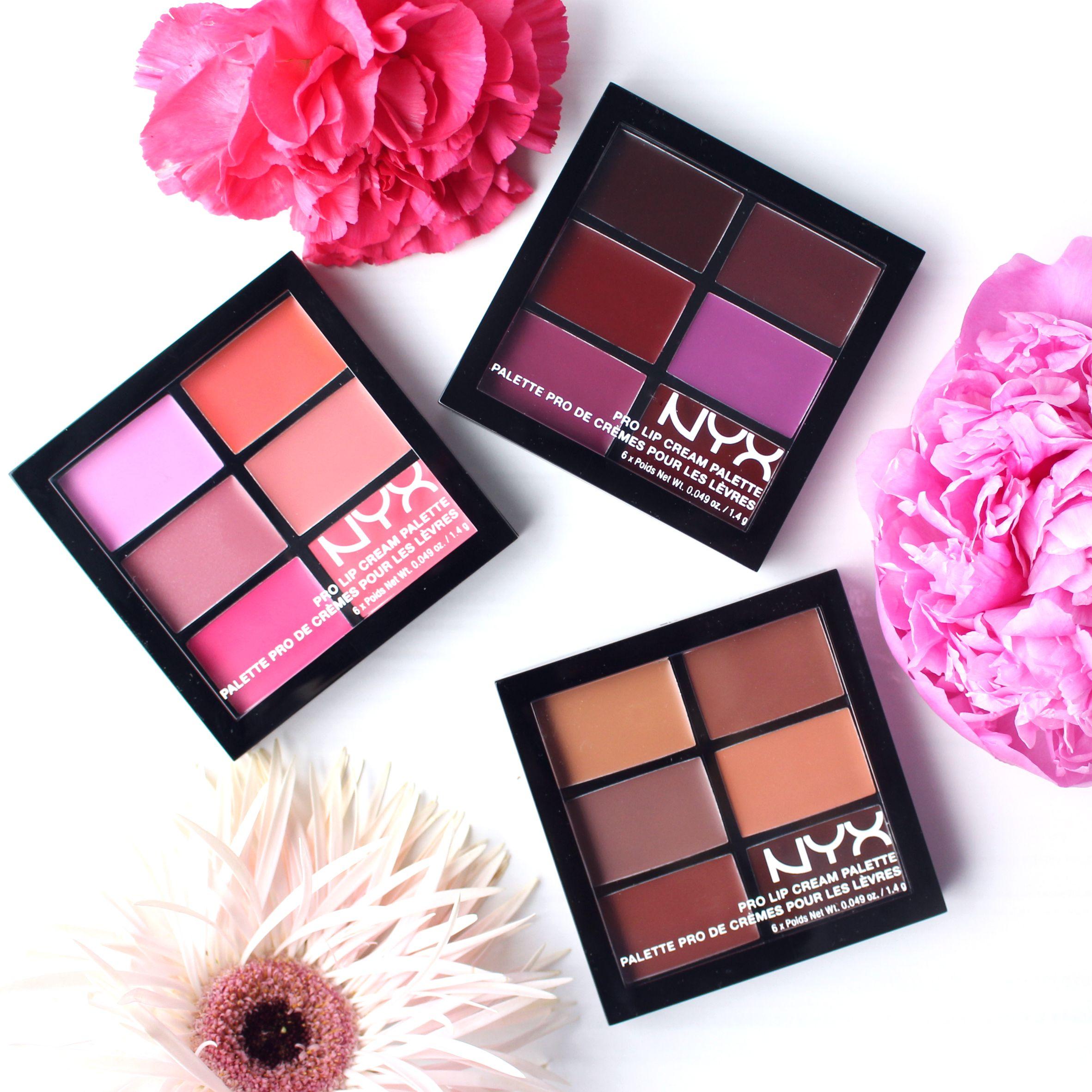 Lip Cream Palette by NYX Cosmetics