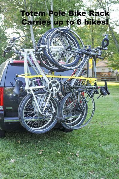 0556b7862a9 Totem Pole Bike Rack | Electric Bike News | Hitch mount bike rack ...