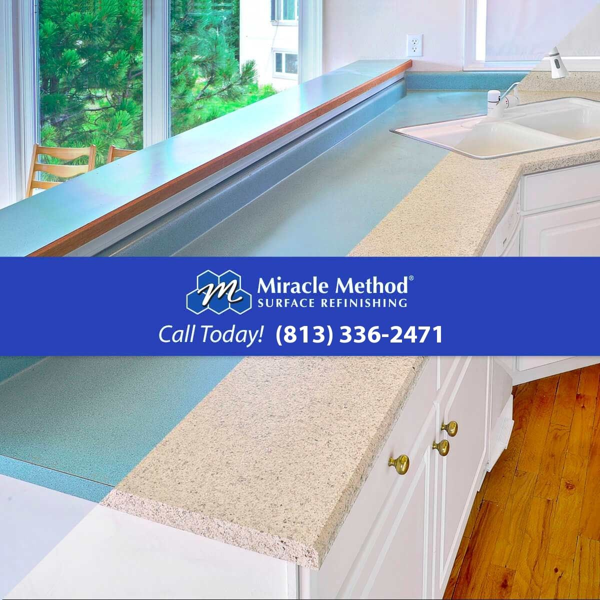 Designer Colors From Miracle Method Of Tampa East In 2020 With Images Refinish Bathtub Tub Refinishing Refinish Countertops