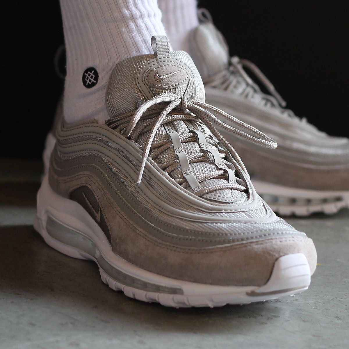 Nike Air Max 97 Cobblestone at Urban Industry Nike air max  Nike air max