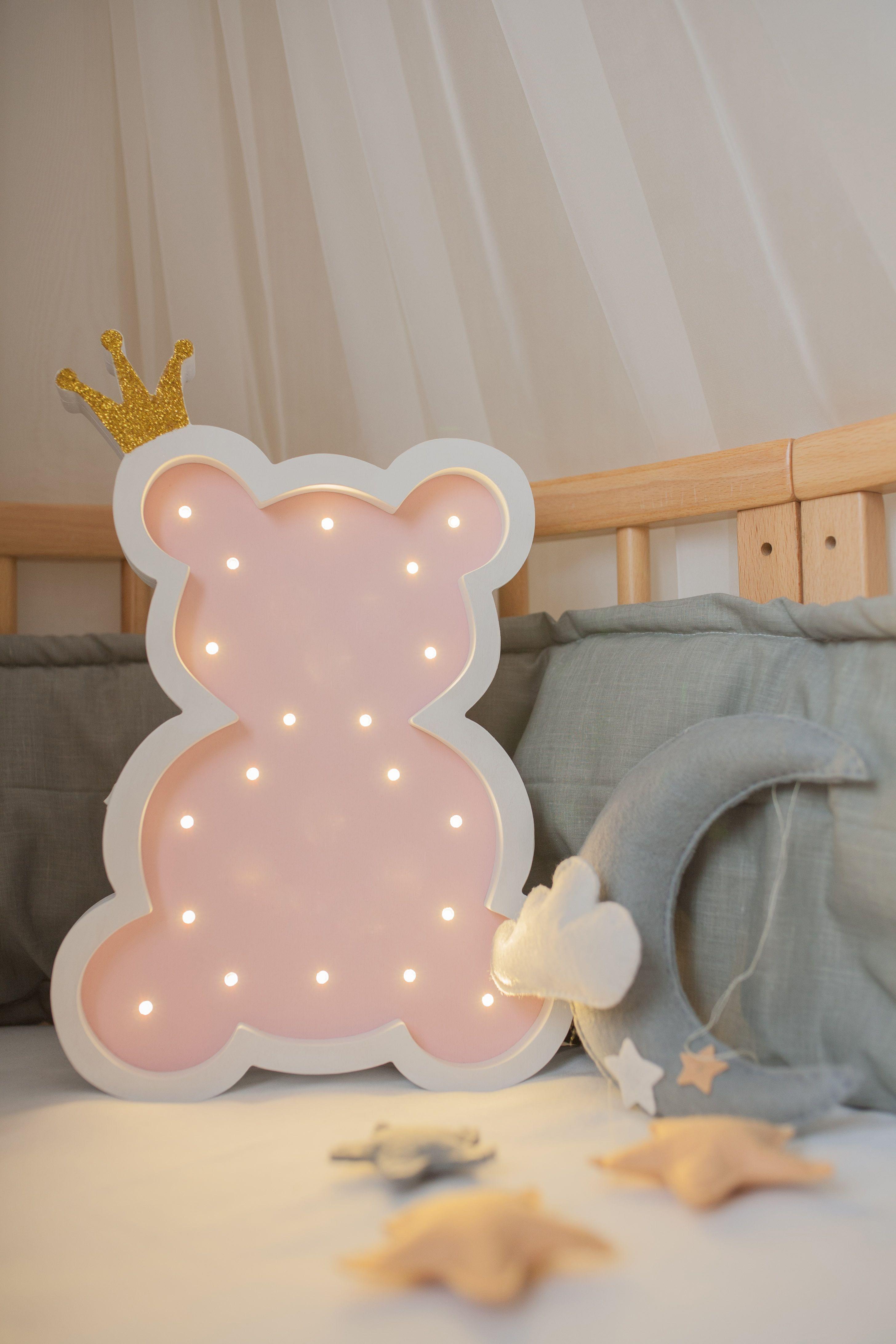 Nursery Decor Lamp Night Light