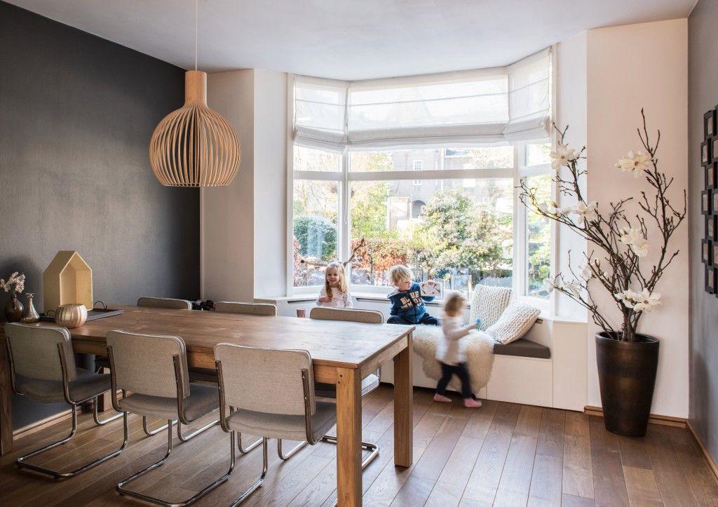 Jaren \'20 woning | Erkerbank | Met Mijke Interior Styling & Met Jan ...