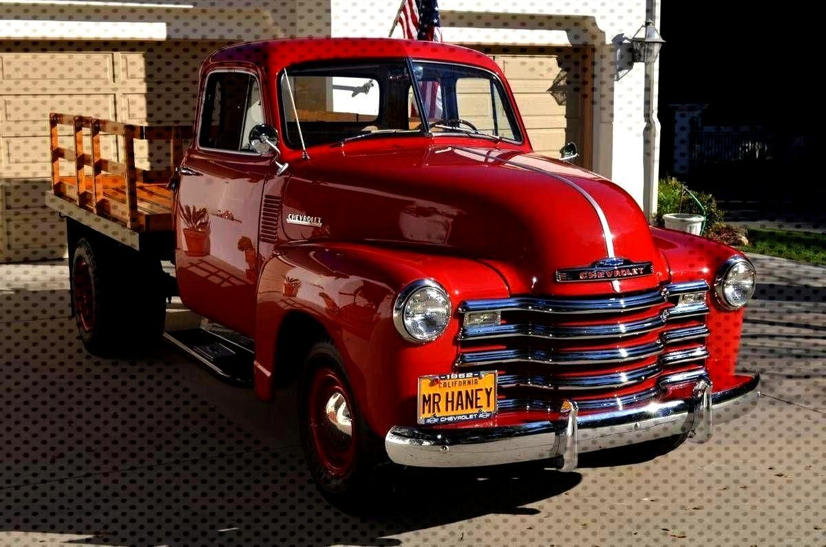 chevy pickups -