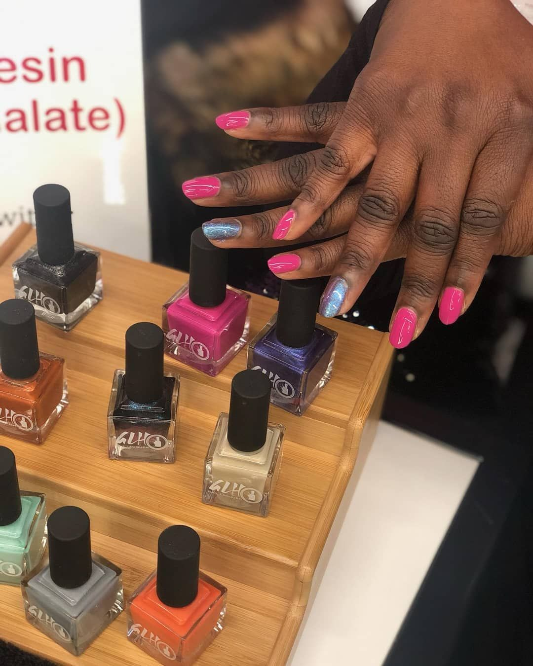 A List Of 25 Black Owned Independently Owned Nail Polish Brands Each Brand Is Vegan Non Toxic Cruelt Nail Polish Brands Nail Polish Indie Nail Polish Brands