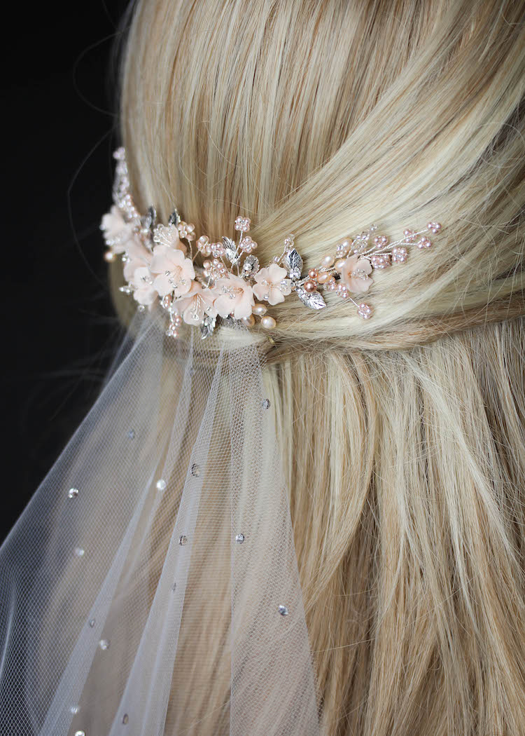 On the Eve #bridalheadpieces