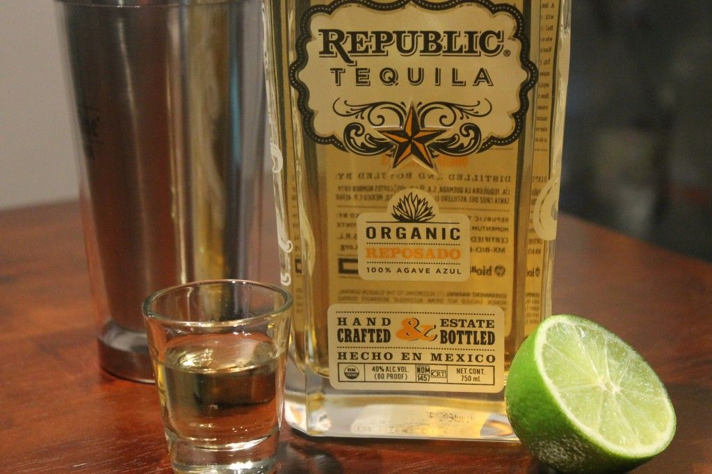 Awesome #Reposado #Tequila from Republic tequila.