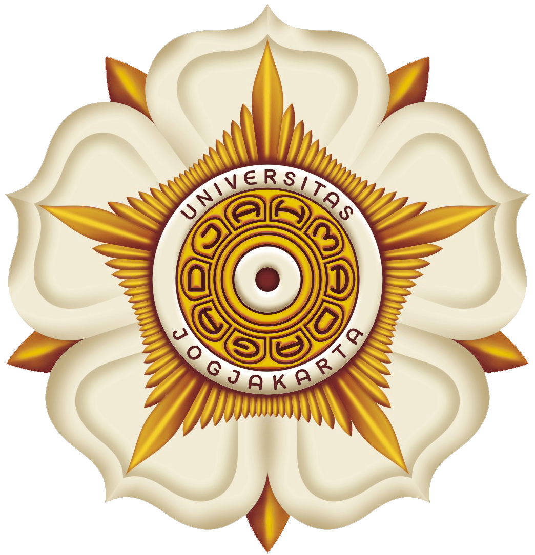 Logo UGM resmi Warna, Universitas, Gambar