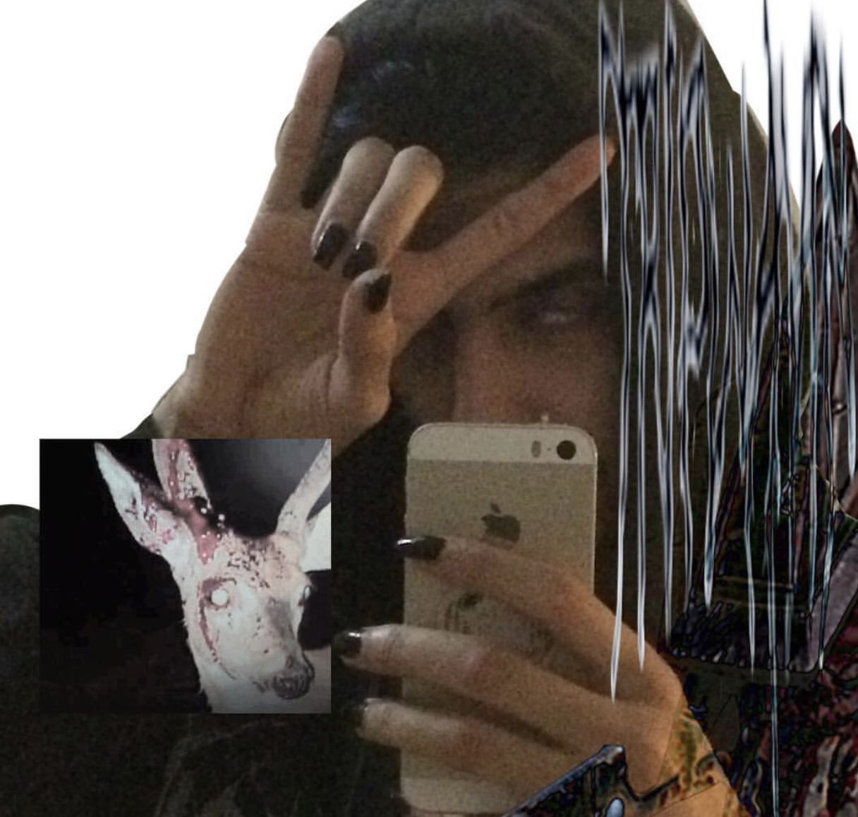 Pin by 𝕮𝖍𝖆𝖘𝖊 on Boys Grunge guys, Demon aesthetic