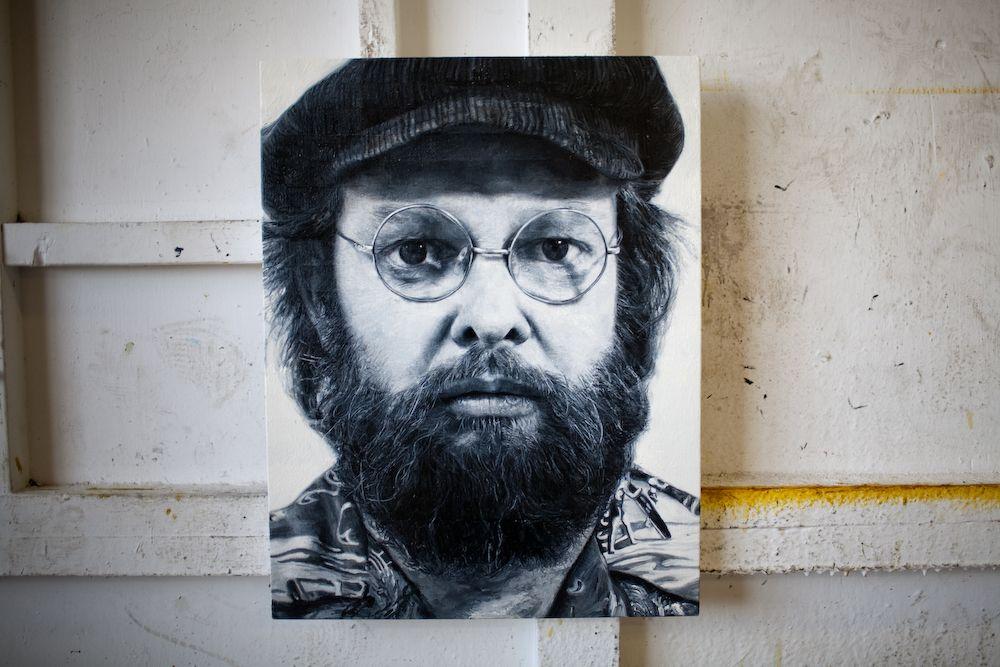 Alex Bierk | StudioBeat Artists Work | Artist at work, Art ...