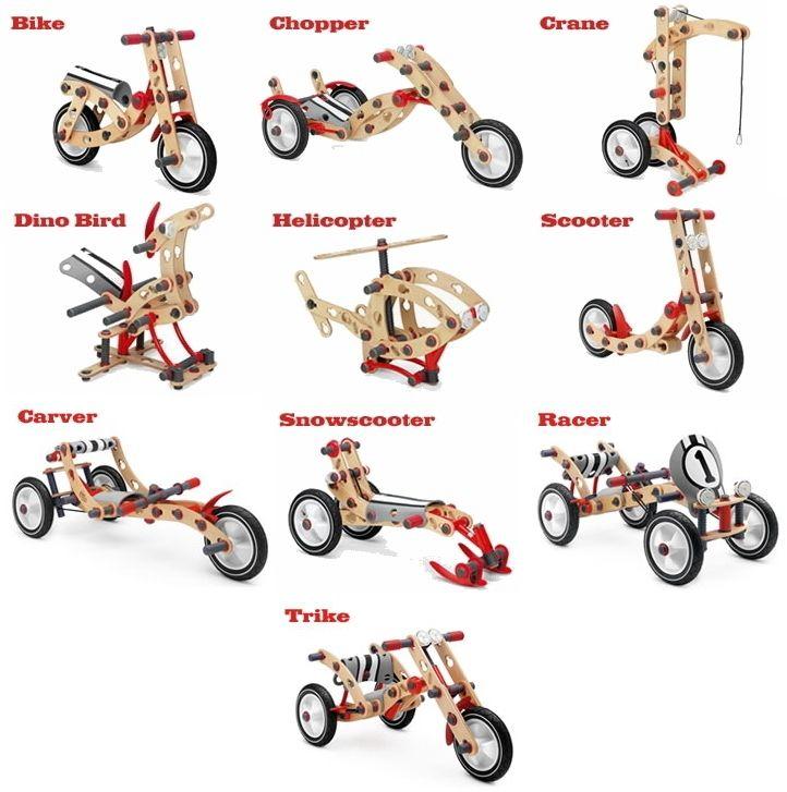Berg Moov Street Kit 10 Toys in 1 | PRODUCT