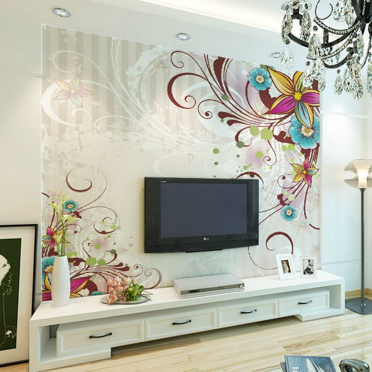 Modern Artistic Wall Covering Looks Very Decent With White Background Wall Indian Homes Wall Coverings