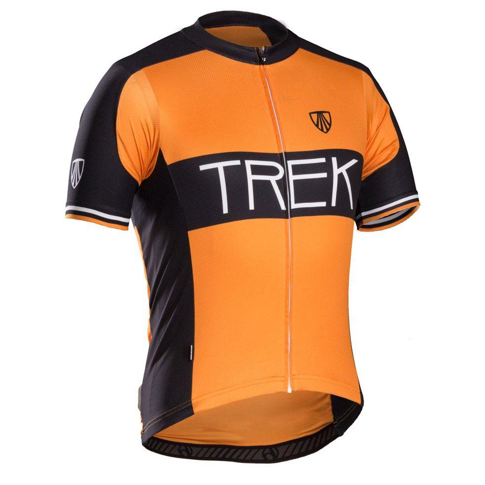Bontrager RL Jersey Trek Orange - Bontrager Jerseys - men s  1ac17d586