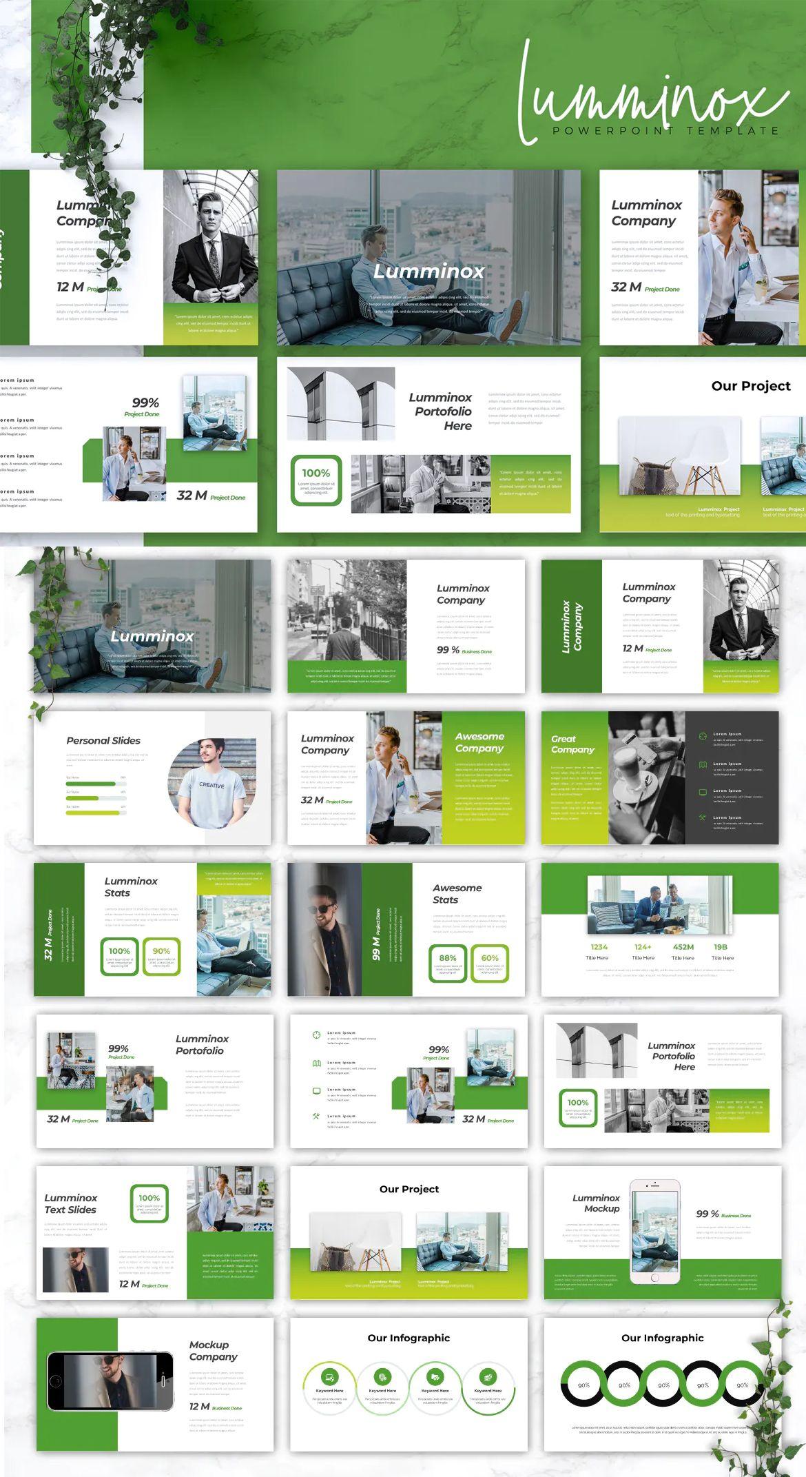 Lumminox Business Powerpoint Template By Rahardicreative On Envato Elements Business Powerpoint Templates Business Powerpoint Presentation Powerpoint Presentation Templates