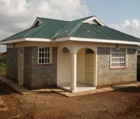Three bedroom house designs in kenya House style Pinterest