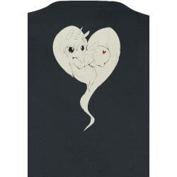 Photo of Einhorn Träumende Damen-T-Shirt – schwarz – Offizieller & Lizenzierter Fanartikel Einhorn Fashion