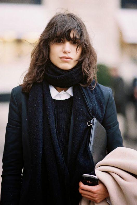 Paris Fashion Week AW 2014....Mica