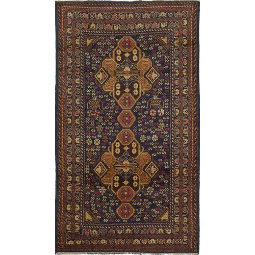 Found It At Wayfair Rizbaft Hand Knotted Brown Area Rug Dressing