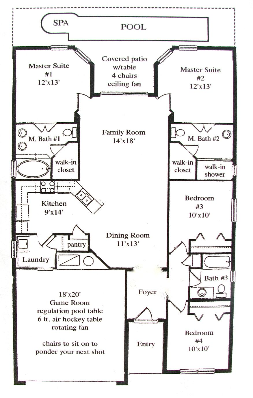 235 Villa Floor Plan 4285 Jpg 876 1376 Roman House Roman Villa Floor Plans