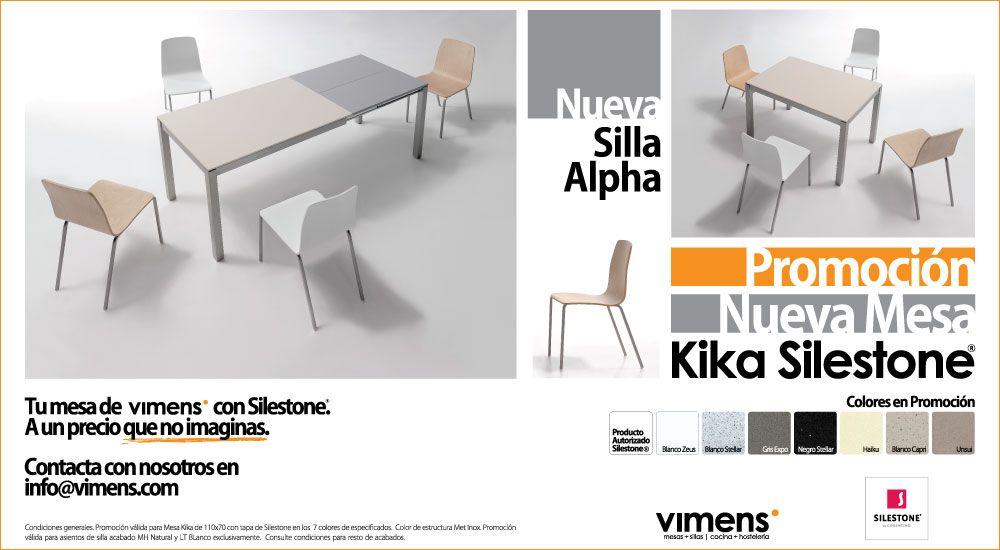 VIMENS S.A. :: Fabricantes de mesas y sillas de cocina y de ...