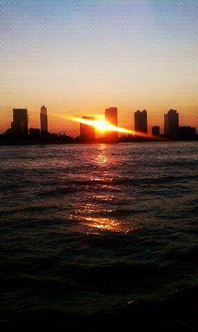 Sunset lower easy side