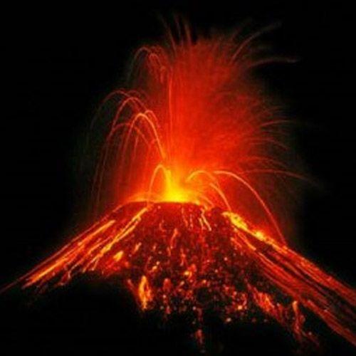 Mount Kilauea Hawaii Mount Kilauea Is The Most Active