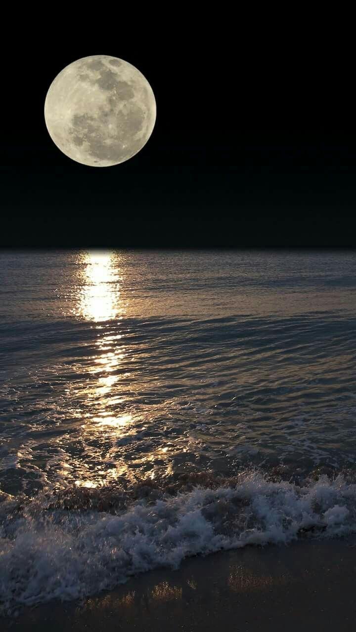 Beautiful Beautiful Moon Moon Photography Good Night Moon