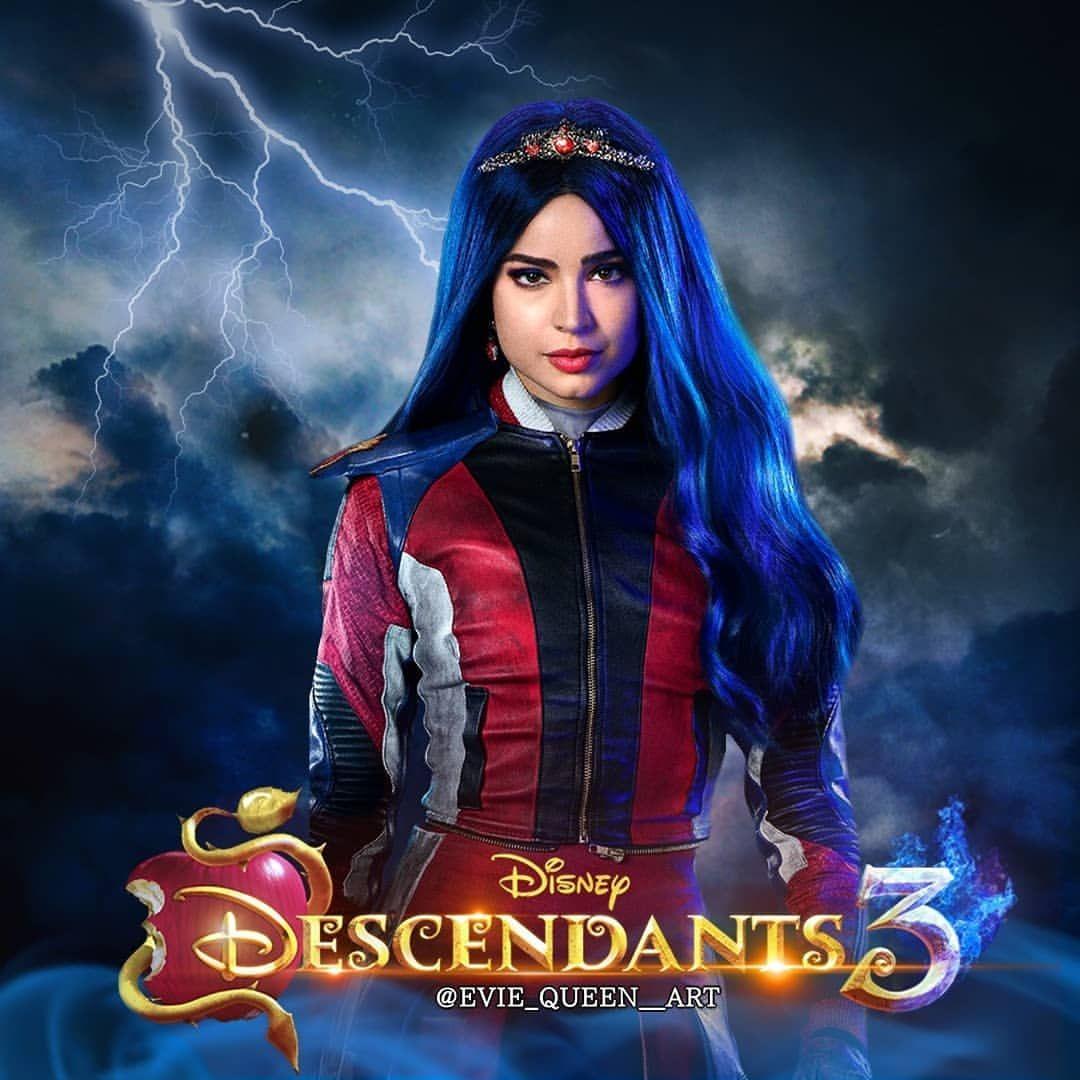descendants 3 evie - Google Search #descendants3