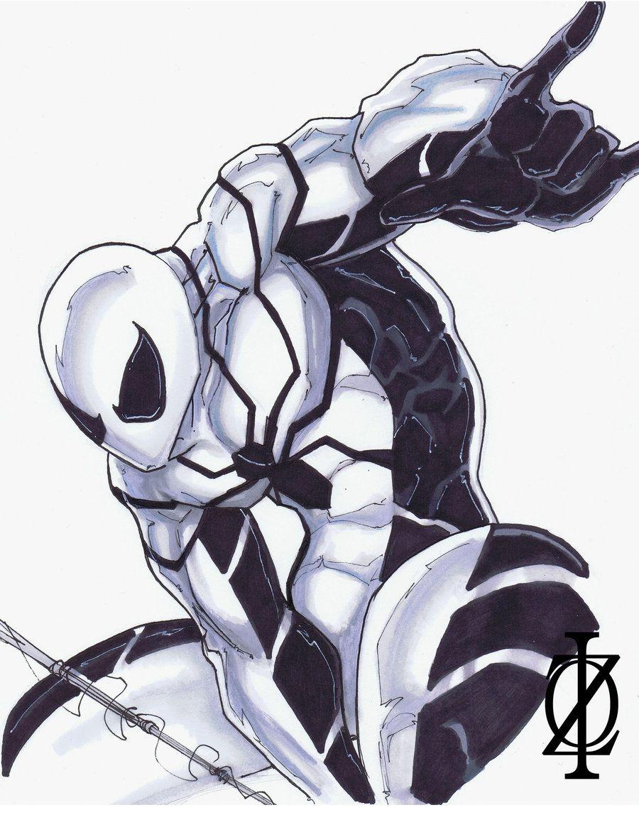 Spider-man Future Foundation by ChrisOzFulton