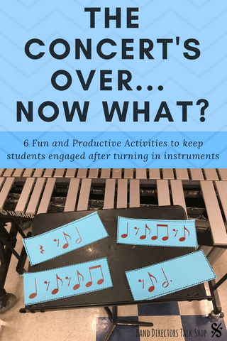 6 Fun and PRODUCTIVE Activities - After your Students Turn in Their