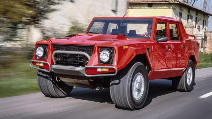 The Original Lamborghini Suv Lamborghini Vehicles Car