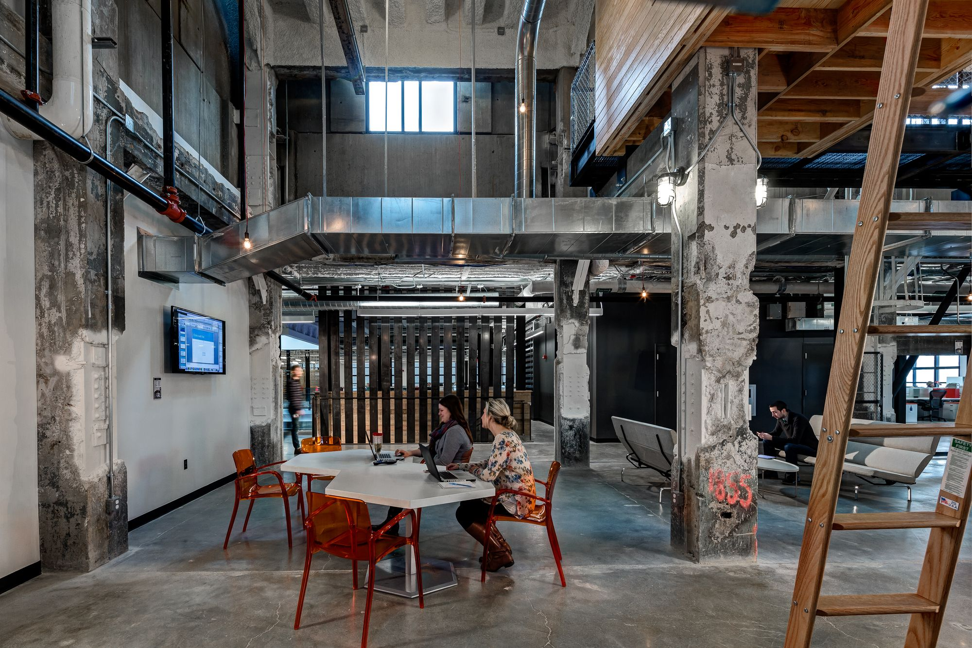 Superior This Century Old Detroit Building Is Now The Cadillac Of Office Spaces