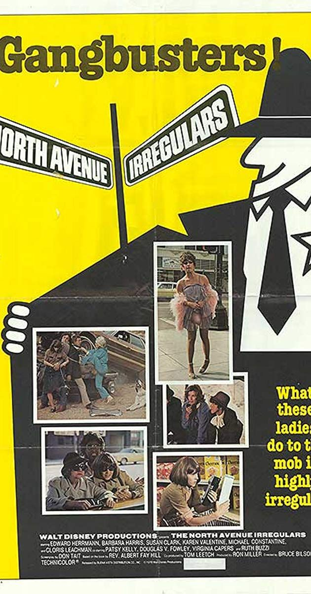 The North Avenue Irregulars (1979) IMDb All disney