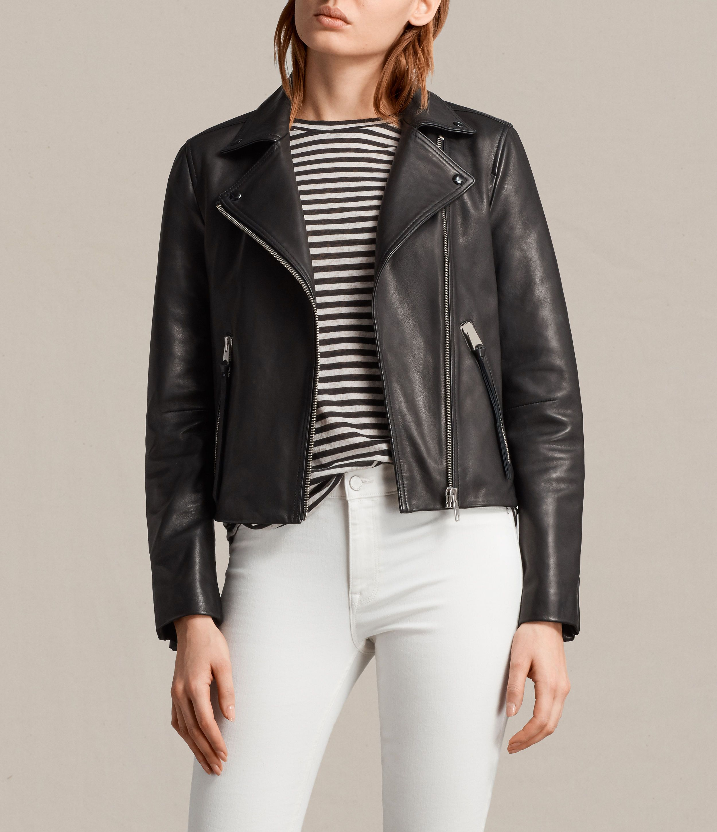 Dalby Leather Biker Jacket Womens biker jacket, Leather