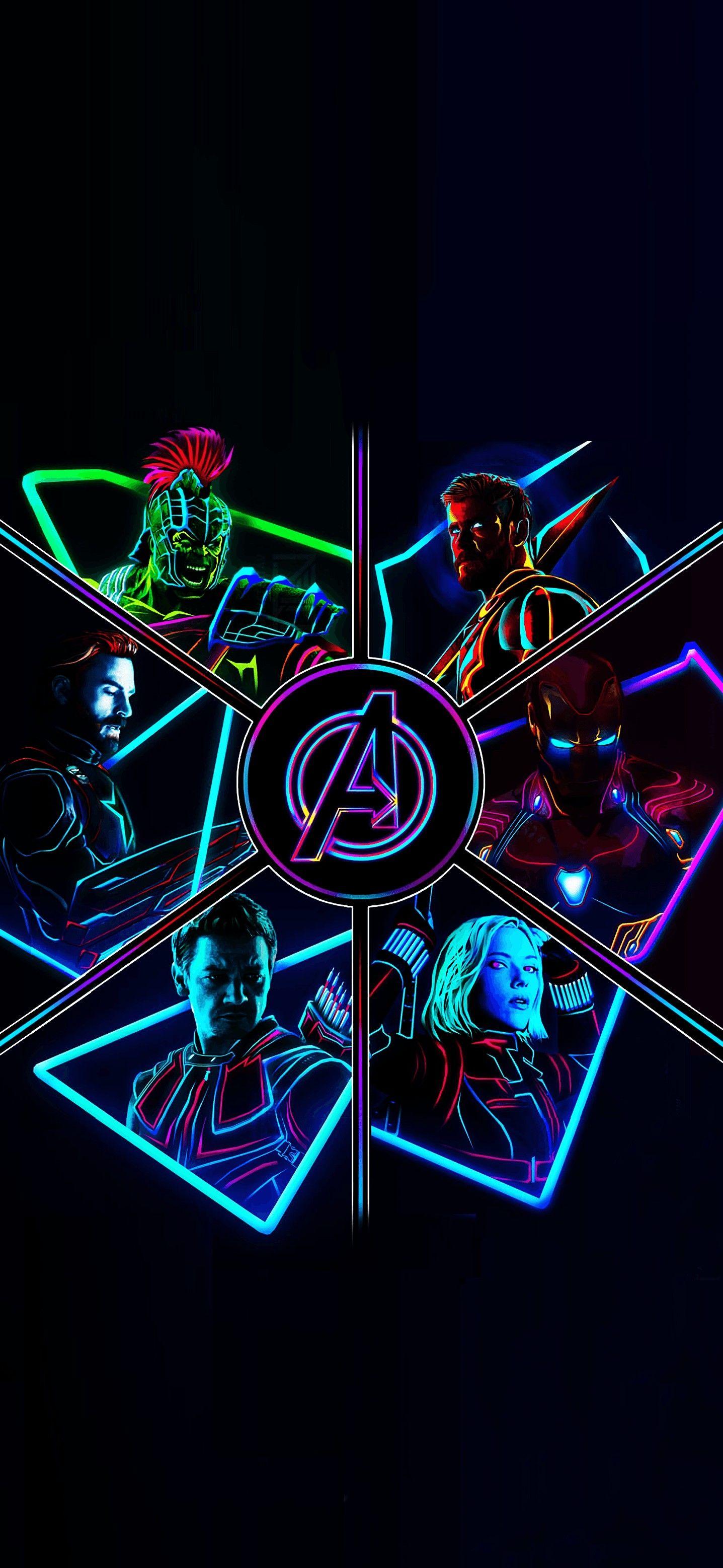 Avengers Wallpaper