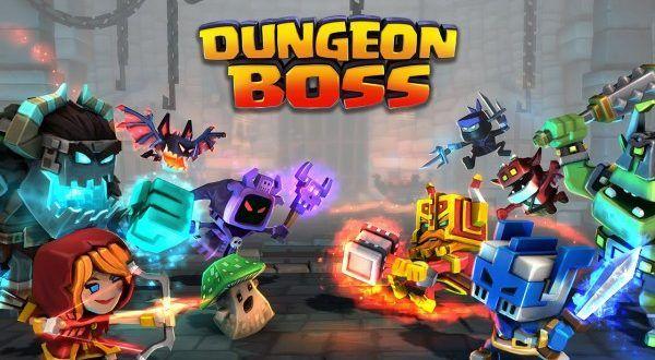 dungeon boss mod apk mod money