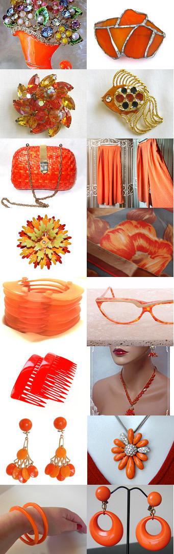 Clockwork Orange by Laura Collins on Etsy--Pinned with TreasuryPin.com