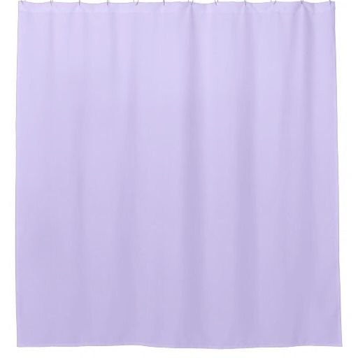 Plain Lavender Shower Curtain Zazzle Com Purple Shower Curtain