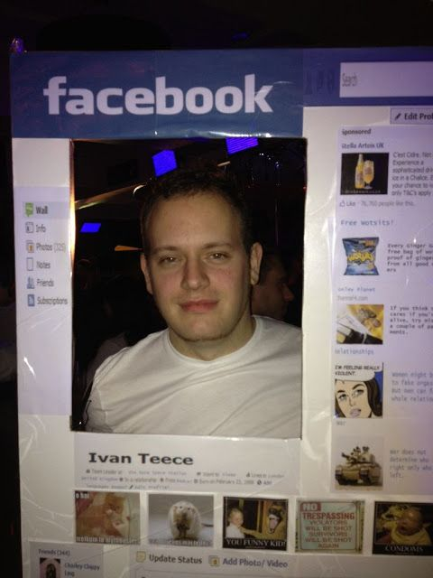 #Facebook #halloween #costume