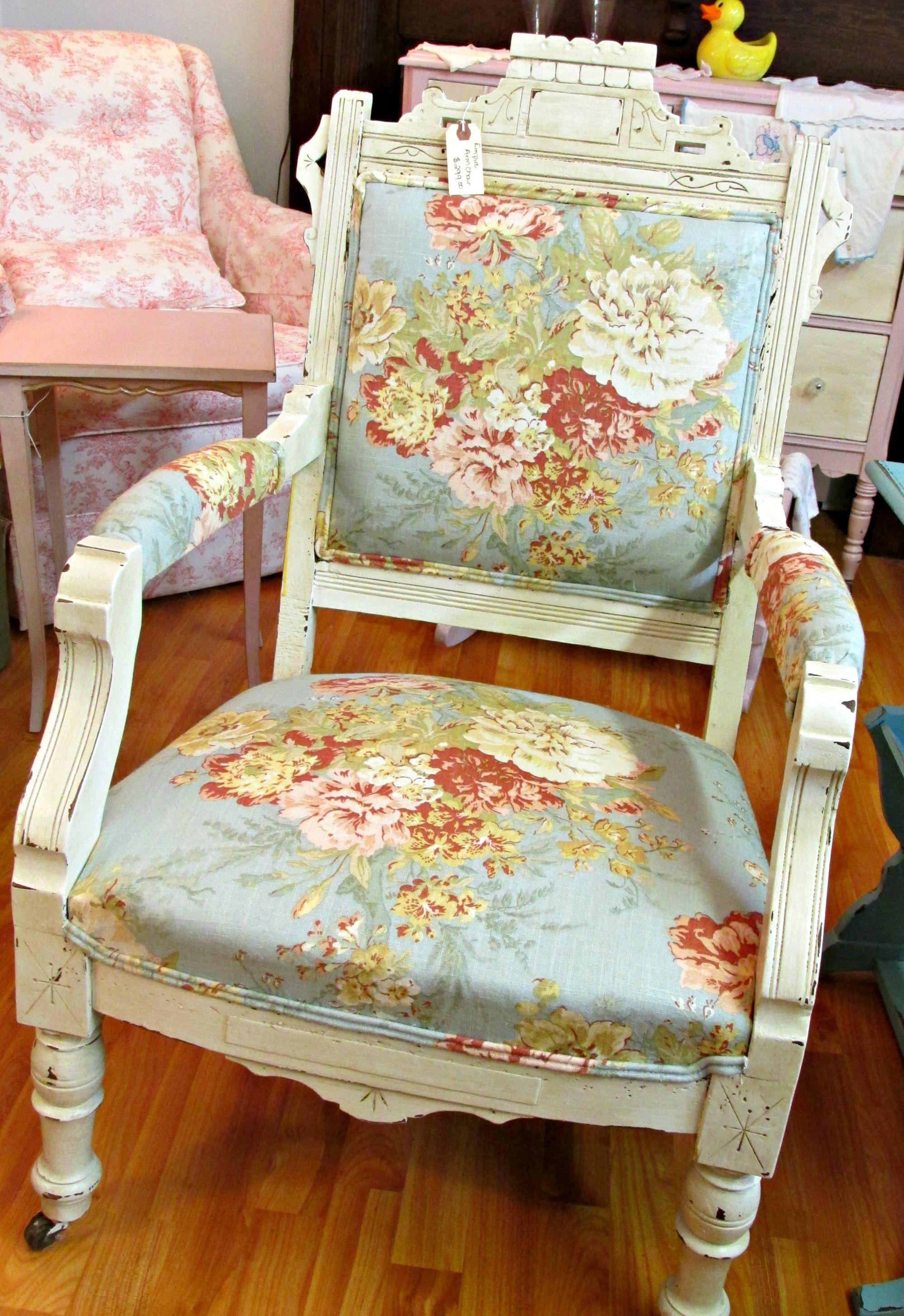 Painted Antique Chair Google Zoeken