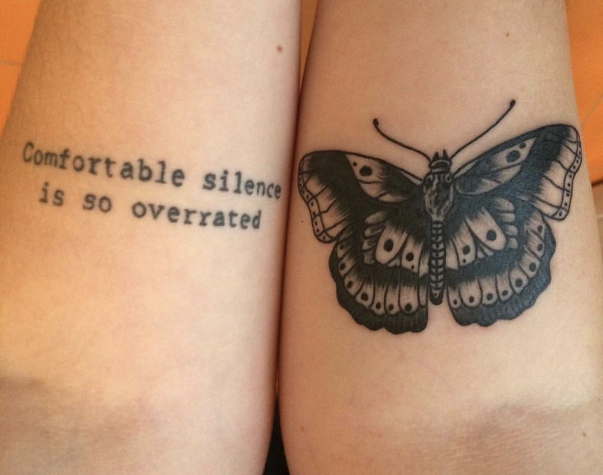 Photo of harry styles inspired tattoo 💫💗 butterfly tattoo