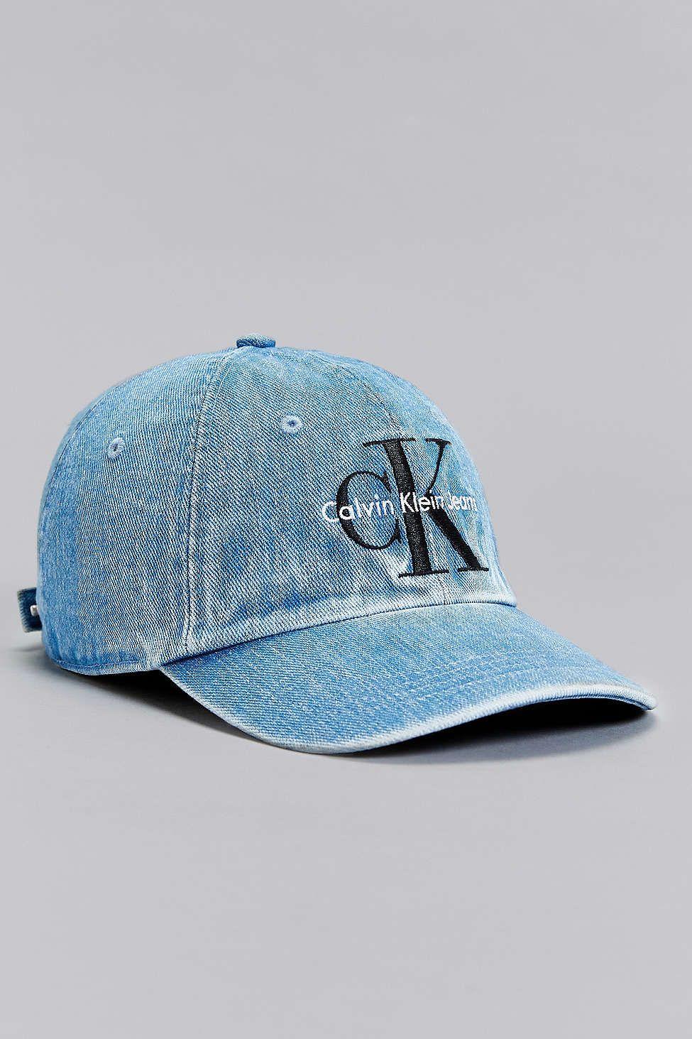 69d644af Calvin Klein Baseball Hat | baseball caps | Baseball hats, Outfits ...