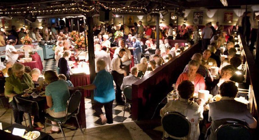 The Barn Dinner Theater. Greensboro, NC Established 1964 ...