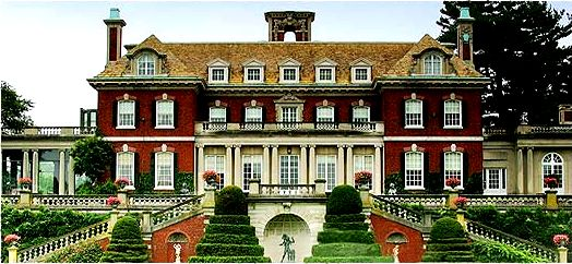 Gold Coast Mansion Old Westbury Gardens The Phipps