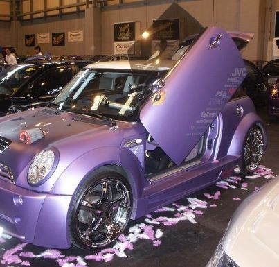 Cool Mini Driver Mini Cars Mini Cooper