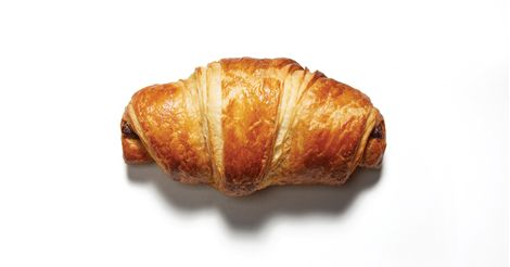 Dessert hybrids (we're looking at you, cronut) have nothing on classic croissants
