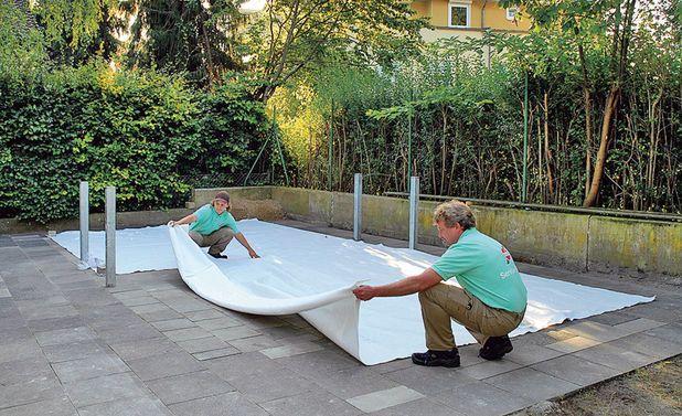 Bausatz Pool