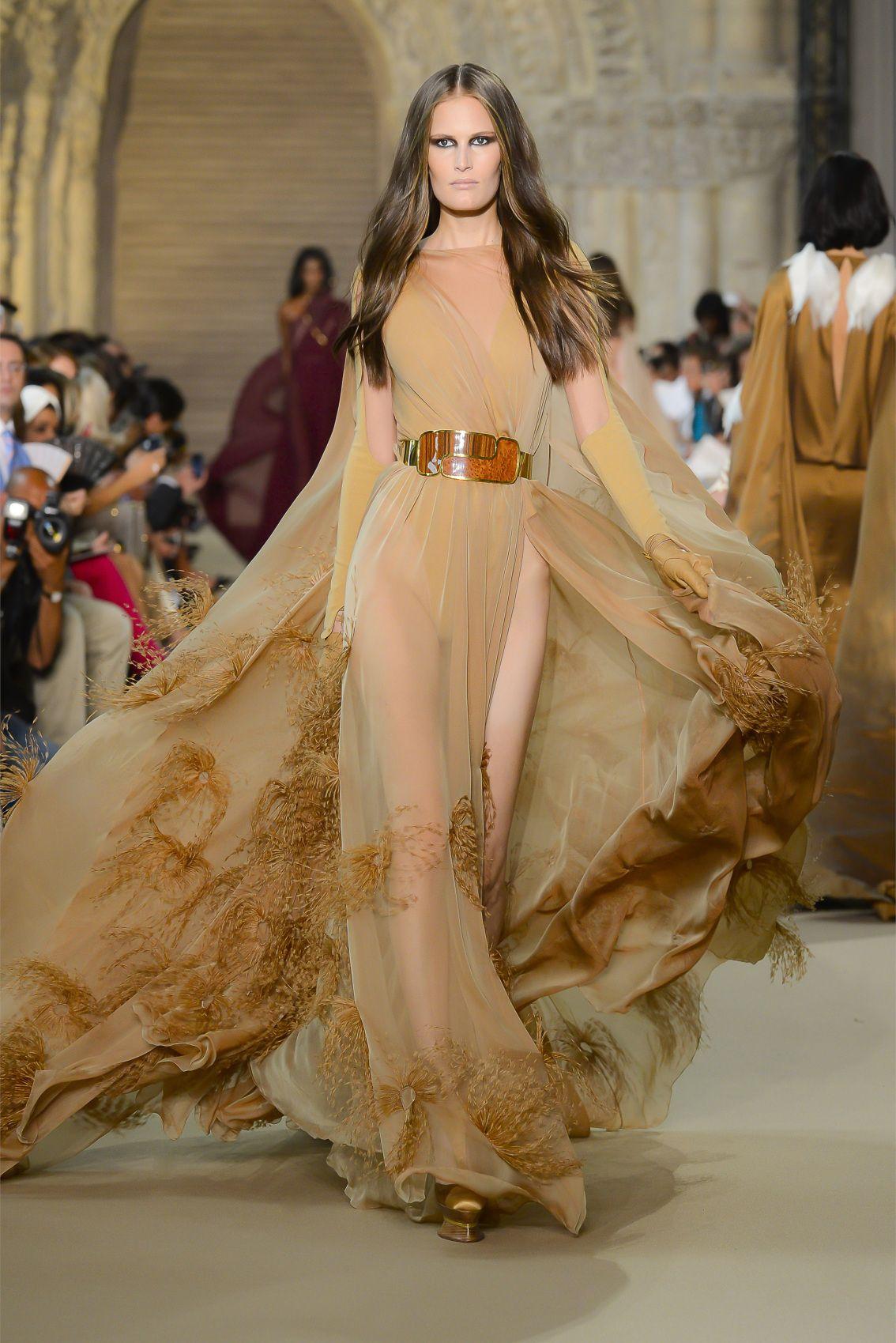 Stéphane Rolland Haute Couture Fall Winter 2012-13 – Paris