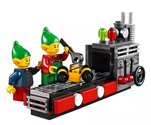 LEGO Christmas Morning Exclusive Set #3300002 Set 2